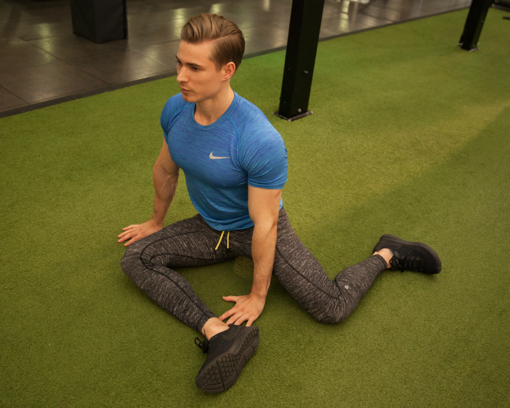 90/90 Stretch: The Best Hip Mobility Exercise. Period. - Jack Hanrahan
