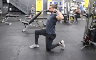 Facepull your way to healthy, pain-free shoulders.